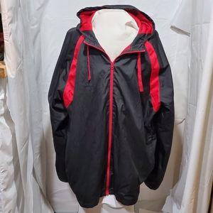 Starter Jacket With Hood
